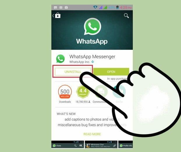 Quiero Espiar WhatsApp de mi esposa